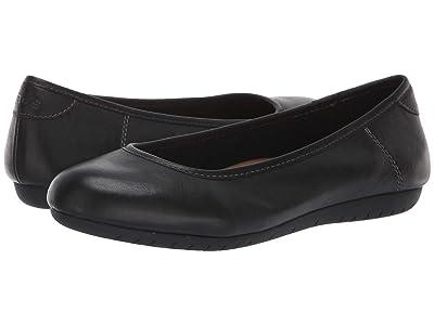 Taos Footwear Rascal (Black Leather) Women