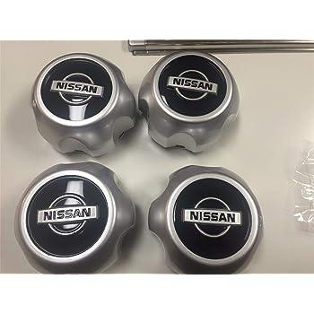 FidgetFidget New Wheel Hub Center Cap for Nissan 00-04 Frontier Xterra 16 40315-7Z100