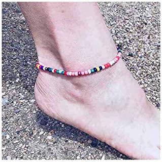 Best beaded anklet ideas Reviews