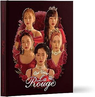 レッドベルベット - Red Velvet 3rd Concert La Rouge Photobook [KPOP MARKET特典: 追加特典両面フォトカードセット][韓国盤]