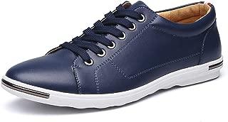 Men Casual Shoes Men Shoes Men Flats Slip On Men Sneakers Genuine Split Leather