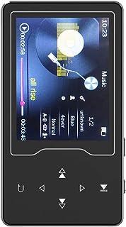 D08 8GB MP3 MP4 Digital Player 2.4 Inch Screen Music Player Lossless Audio & Video Player FM Radio Recording E-Book Readin...