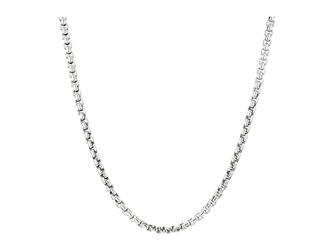 John Hardy Classic Chain 4 mm. Box Chain Necklace
