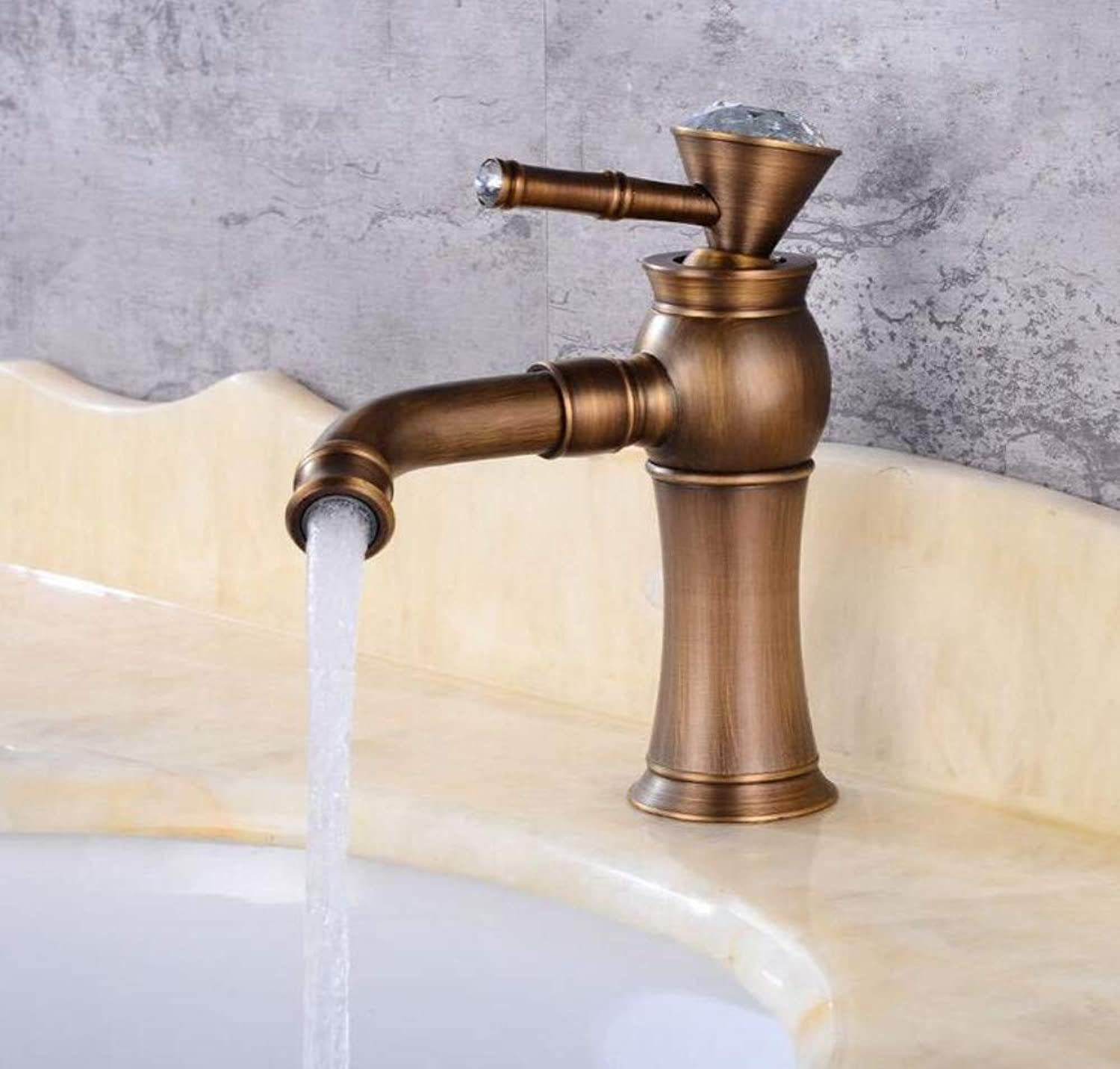 Mixer Basin Taps redating Water Cold Water Brass Sink Mixer Tap for Lavatory Bathroom Vanity Sink Faucet