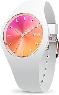 Ice-Watch - ICE sunset California - Montre blanche pour femme avec bracelet en silicone