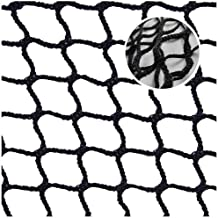 Balcony Netting,Baby Stair Net Balcony Safety Kids Railing Ball Stop Stopping Netting Nylon Backstop Goal Net Nets Black Course Barrier Replacement Protection Rope Children Rail Stairs Indoor Outdoor