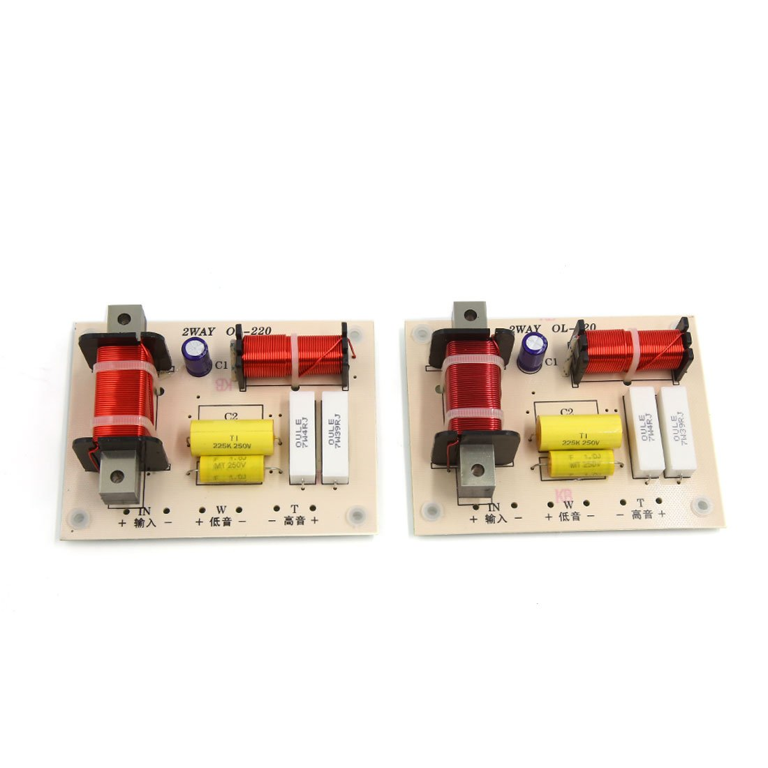 uxcell Crossover Filter Frequency Divider