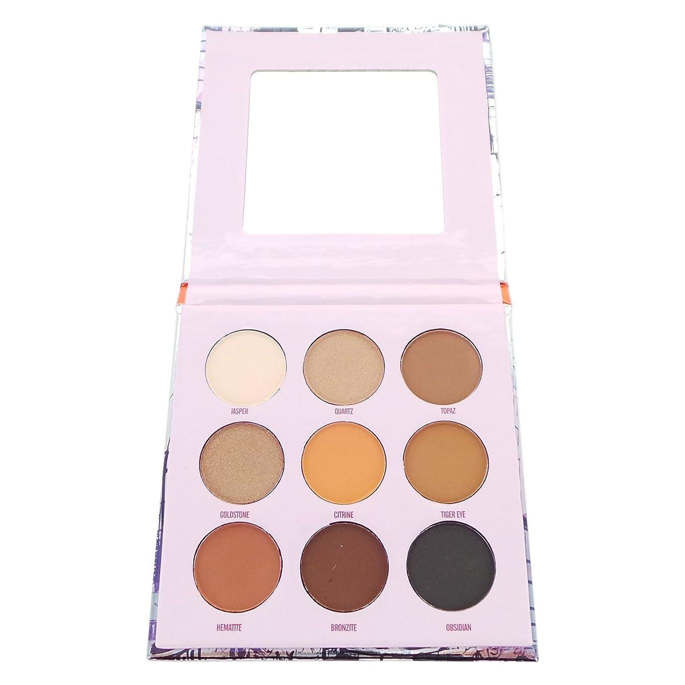 ツイン服を洗う口実(3 Pack) OKALAN Fancy Eyeshadow Pressed Powder - The Bronze Palette (並行輸入品)