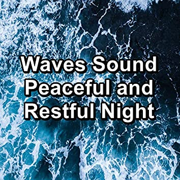Waves Sound Peaceful and Restful Night