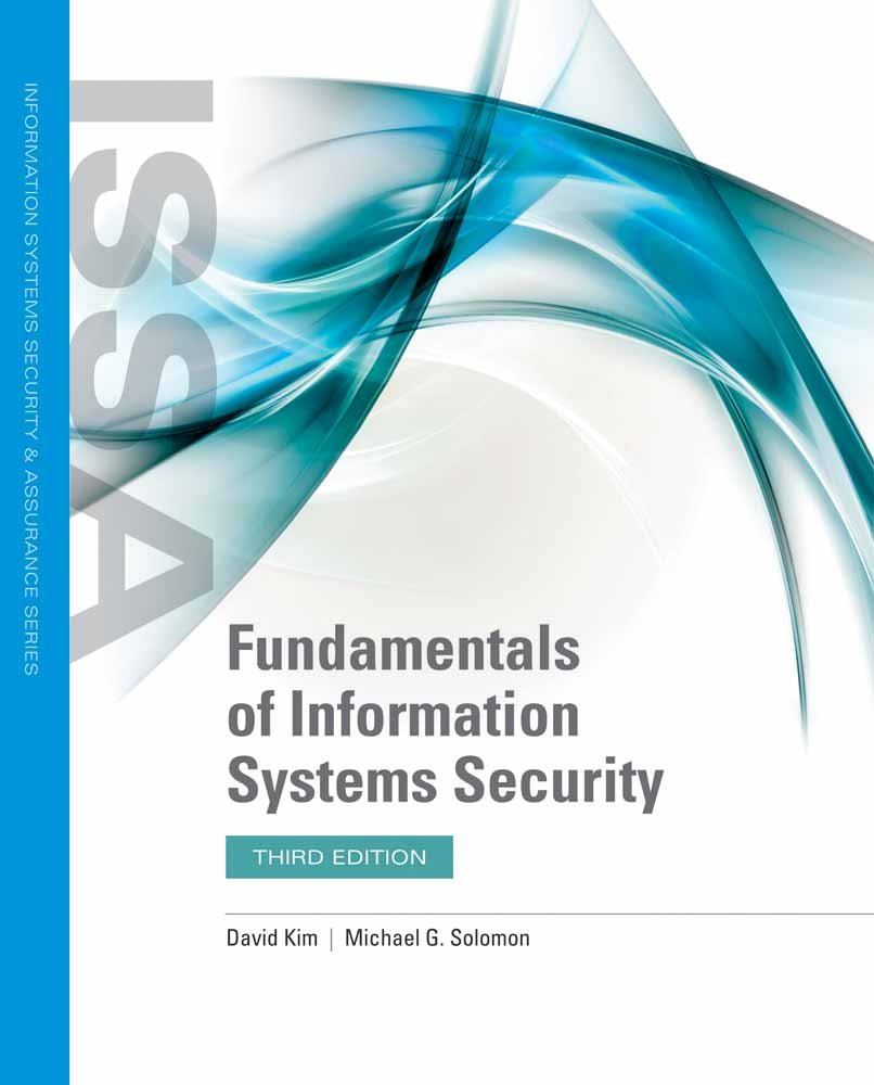 Image OfFundamentals Of Information Systems Security