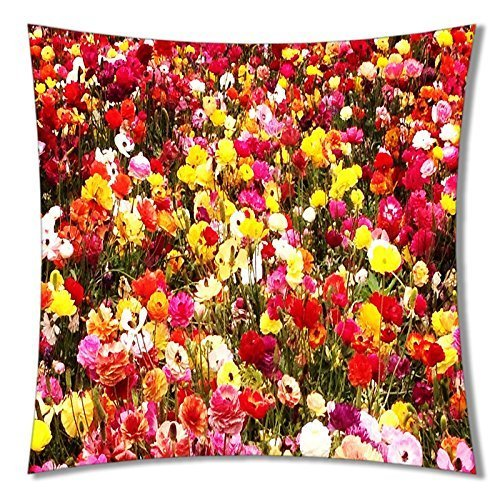 B-ssok High Quality of Pretty Flower Pillows A151
