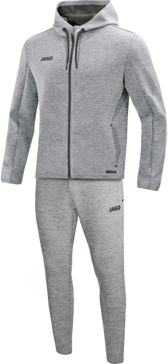 JAKO Damen Premium Basics mit Kapuze Jogginganzug