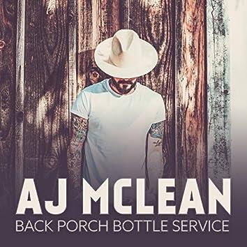 Back Porch Bottle Service