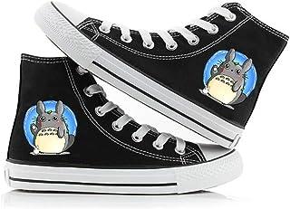NLJ-lug Totoro Cosplay Schuhe Mode Canvas Schuhe, Bequeme Freizeitschuhe Für Männer Und Frauen