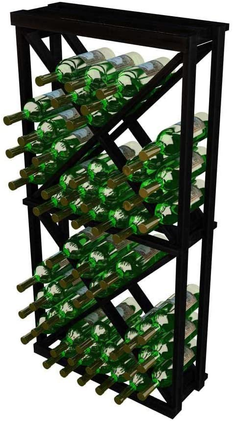 Winemaker Series Wine Rack - 1 Cube Ft Diamond Open SALENEW very popular 4 Large-scale sale Column