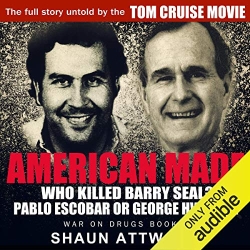 American Made audiobook cover art