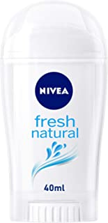 NIVEA Fresh Natural, Deodorant for Women, Ocean Extracts, Stick 40ml