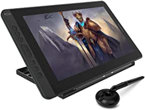 HUION Kamvas 13 2020 Graphics Drawing Tablet with Screen Pen Display Full Laminated Screen Battery-Free Stylus 8192 Pressu...