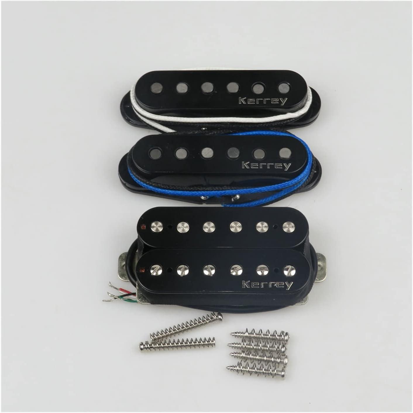 Guitar cheap overseas humbucker Pickup Kerrey HSS 5 AlNiCo Humbucker Electric G