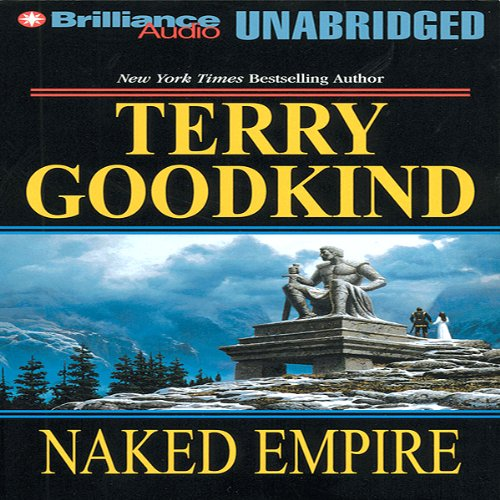 Naked Empire audiobook cover art