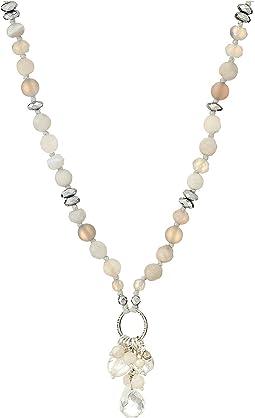 Chan Luu - Semi Precious Stone Mix Necklace