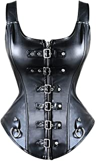gothic corset outfit