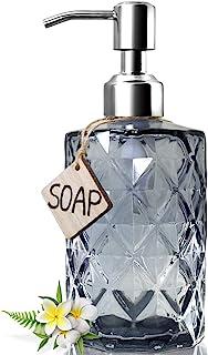 JASAI Diamond Shape Soap Dispenser Grey