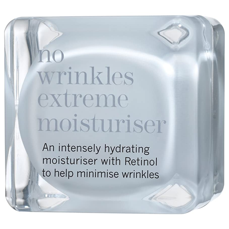 探偵トレーニング共和党これにはしわ極端な保湿機能しない、48ミリリットル (This Works) - This Works No Wrinkles Extreme Moisturiser, 48ml [並行輸入品]