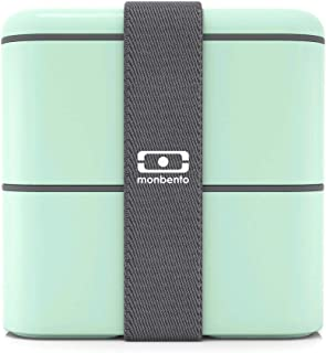 Monbento MB Square Lunch Box by Until - Color: Matcha Green