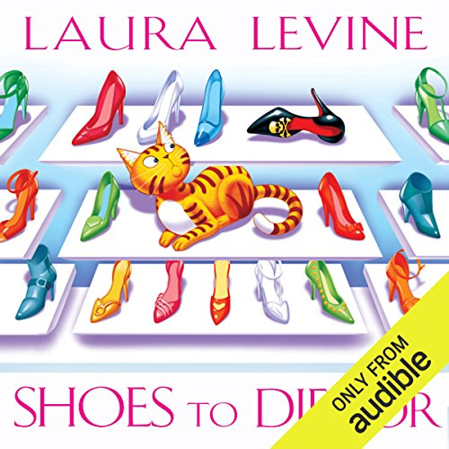 Shoes to Die For audiobook cover art