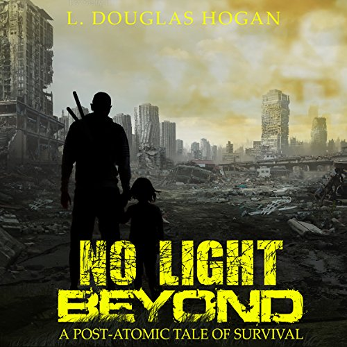 No Light Beyond audiobook cover art