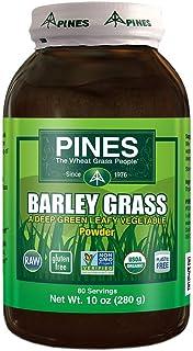 Pines Barley Grass Powder, 10 oz.