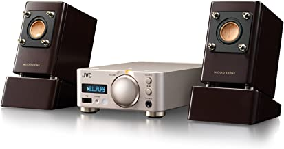 jvc compact stereo system