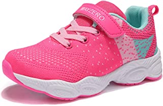 Vivay Kids Tennis Shoes Boys Sneakers Athletic Running Shoes for Girls(Toddler/Little Kid/Big Kid)