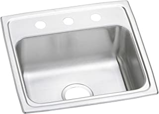 Elkay PSR19183 Celebrity Single Bowl Drop-in Stainless Steel Sink