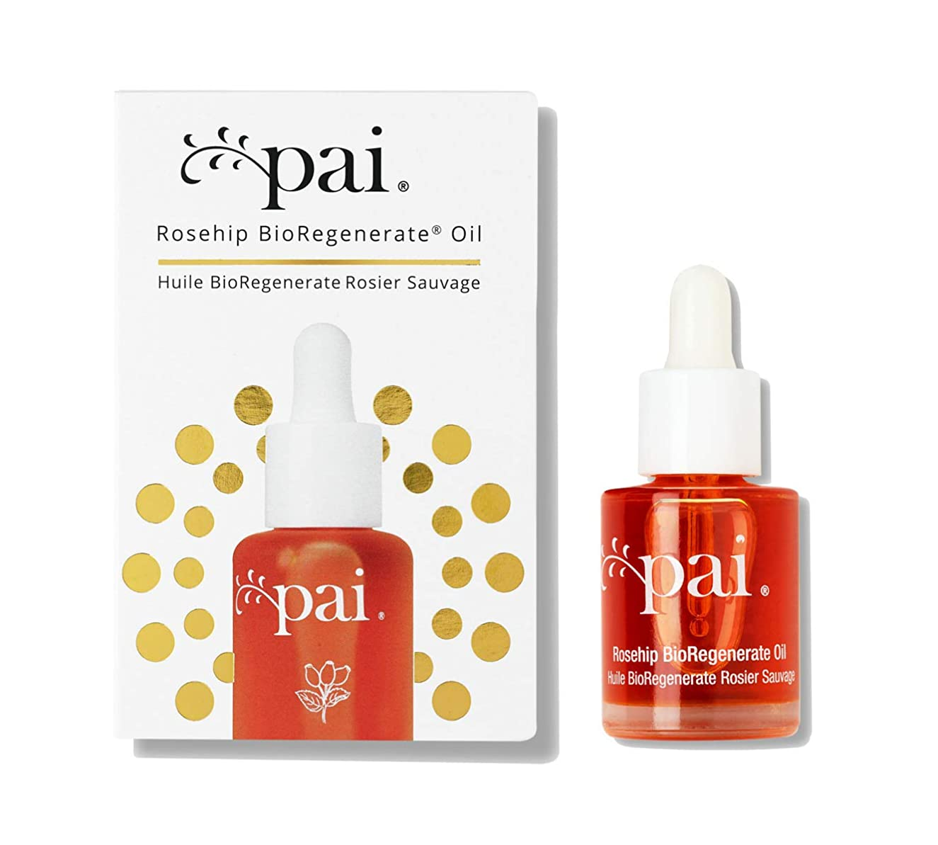 礼拝クロニクル情熱Pai Skincare Rosehip BioRegenerate Oil Travel Size 10ml