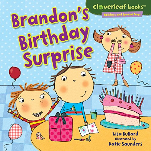 Brandon's Birthday Surprise copertina