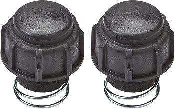 Oregon (2 Pack) Bump Head Knob Assembly for Ryobi 791-181468B # 55-182-2pk