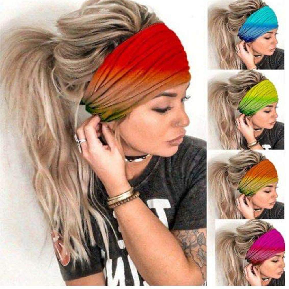 Headbands with Max 84% OFF Max 69% OFF Button for Mask Elastic Hair Ba Women