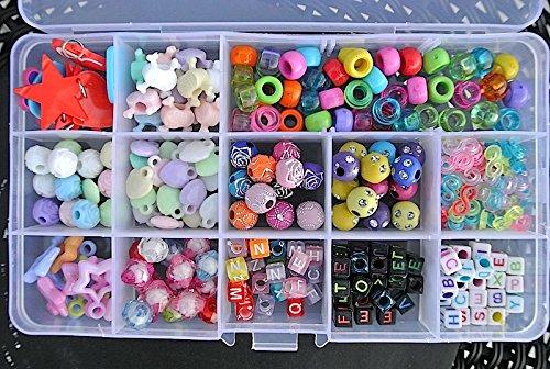 DIY Loom Beads 300 verschiedene Charms