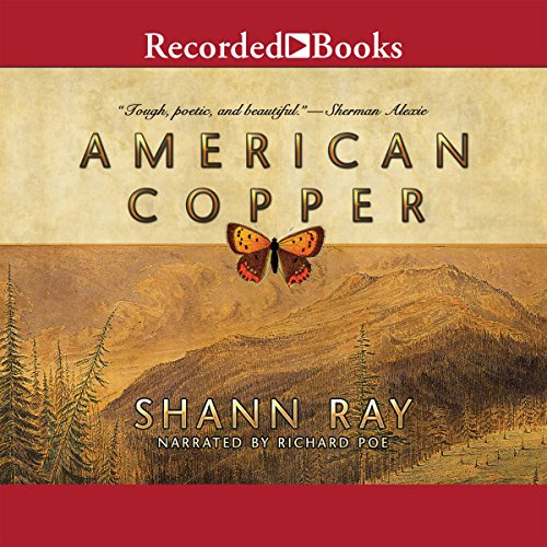 American Copper audiobook cover art