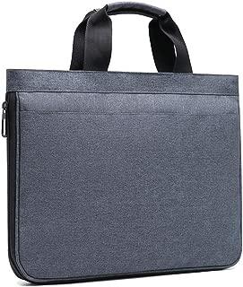 Zyyqt Men's Business Bag, Men's Business Bag Clutch Large-Capacity Multi-Function Computer Bag