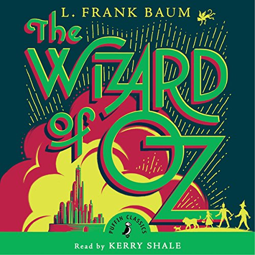 The Wizard of Oz cover art