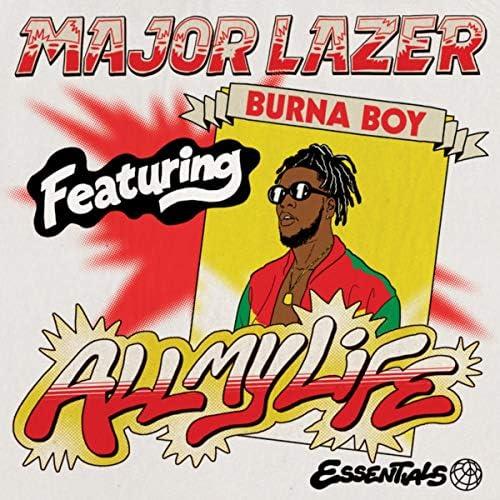 Major Lazer feat. Burna Boy