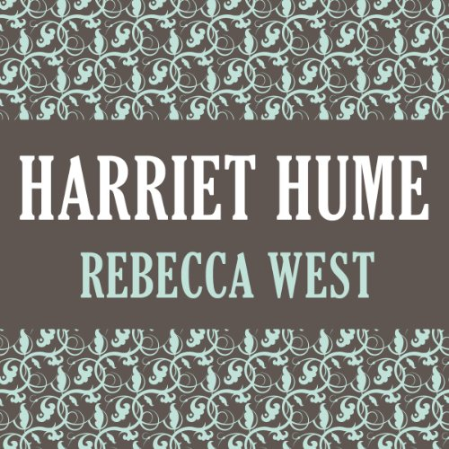 Harriet Hume audiobook cover art
