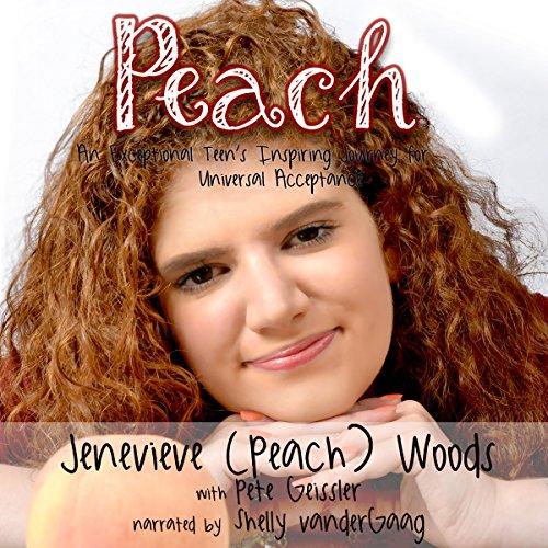 Peach audiobook cover art