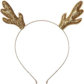 Best gold antler headband Reviews
