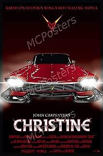 Best christine movie poster Reviews