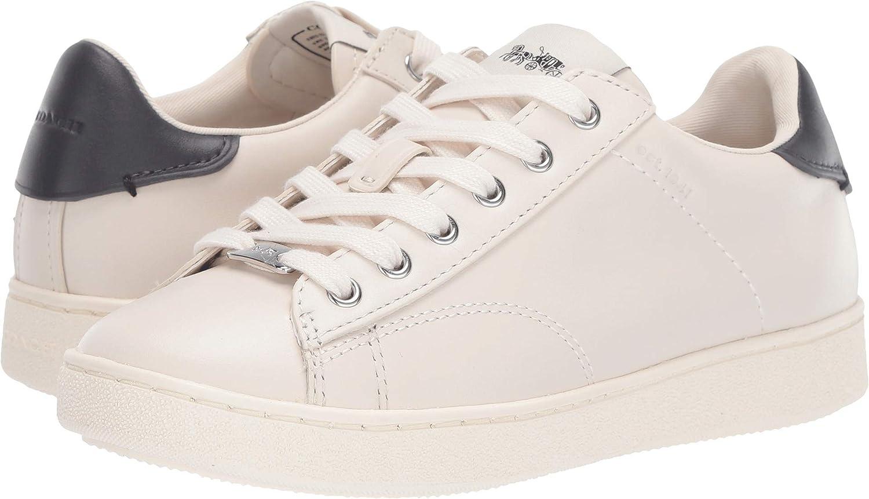 Coach Women's C126 Leather Lt Sneaker