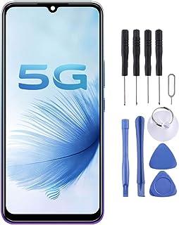 携帯電話修理スペアパーツ TFTマテリアルLCD画面およびデジタイザーフルアセンブリ(Vivo S6 5G用) 携帯電話のディスプレイ